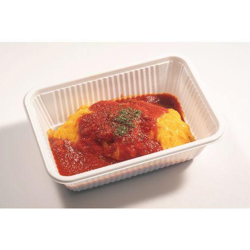 オムライス チキントマトソース-0