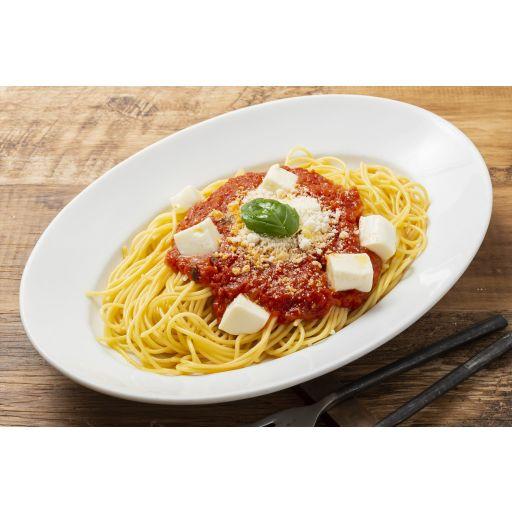 【レンジ専用品】スパゲッティ トマトとモッツァレラチーズ-0