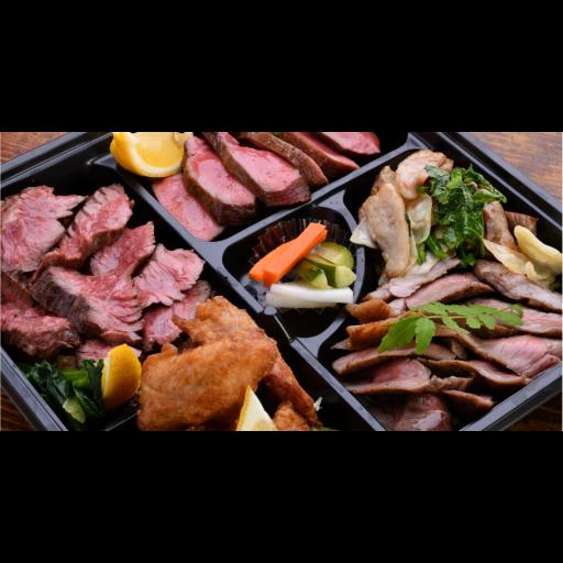 【6/19日&20日のみ!】TSUBAKI食堂『父の日限定 肉プレート』(要予約)-0