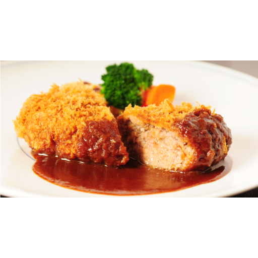 洋食ミックス弁当  チキンカレーと選べるメインメニュー1種 -4