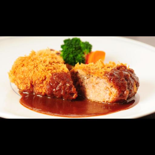 洋食ミックス弁当 ドライカレーと選べるメインメニュー1種-4