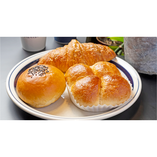 人気の菓子パン3個セット-0