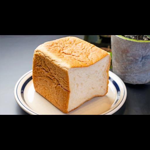ヨーグルト酵母のパンドミ食パン-0