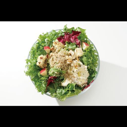 【K1】フムスとキヌアのサラダ-0