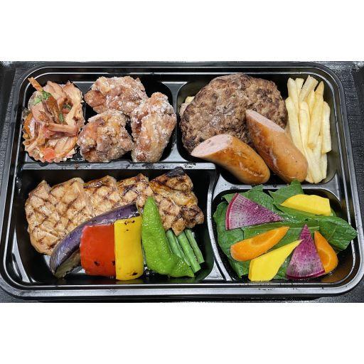 美味しいお肉のおかず盛りBOX-0