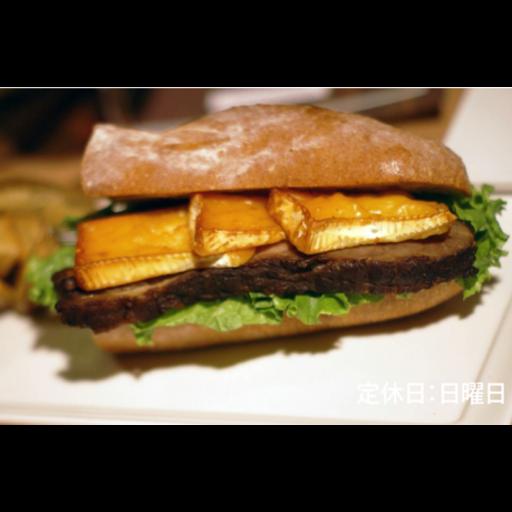【ディナー限定】横浜燻製サンド〈厚切り自家製ベーコンステーキ&燻製ブリーチーズ〉