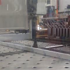 Bending Services - Metal Processing