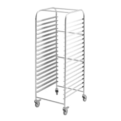 Simply Stainless Mobile Trolleys SS16