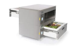 Adande Double Refrigerated Matchbox Drawers VCM2