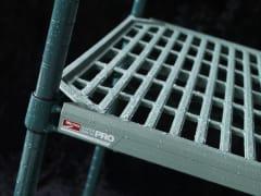 Metro Super Erecta PRO Polymer Mat Shelving - 4 Tier