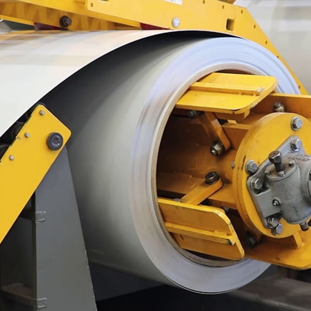 Flat Sheet Rolling Services - Metal Processing