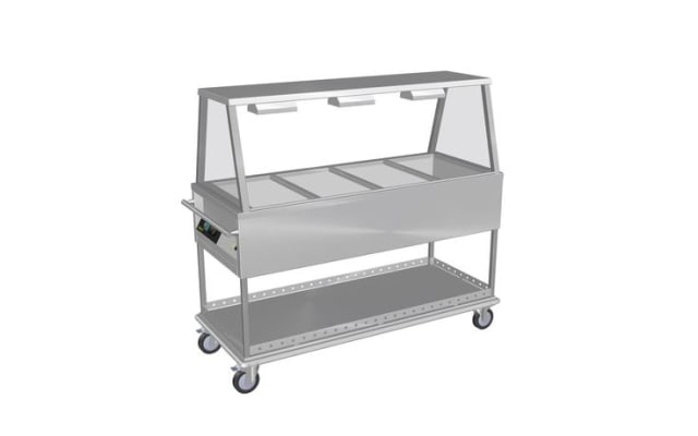 Culinaire Mobile Bain Marie with A Frame Gantry
