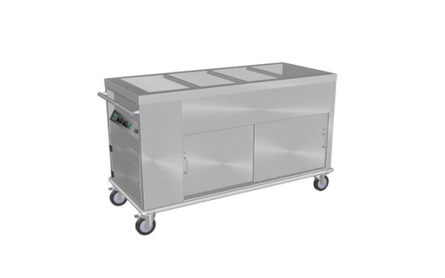 Culinaire Mobile Bain Marie Hot Cupboard