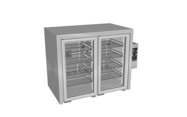 Culinaire Horizontal Back Bar Refrigerator CR.BB.U.AG