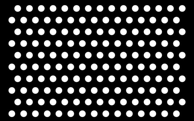 PerfArt Standard Round Pattern PM.RD.ST.042.23