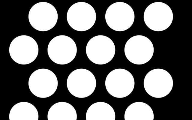 PerfArt Standard Round Pattern PM.RD.ST.190.52