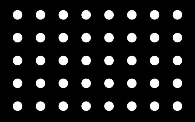 PerfArt Standard Round Pattern PM.RD.SQ.060.13