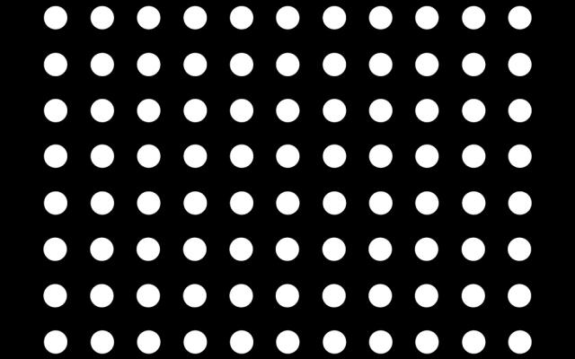 PerfArt Standard Round Pattern PM.RD.SQ.050.20