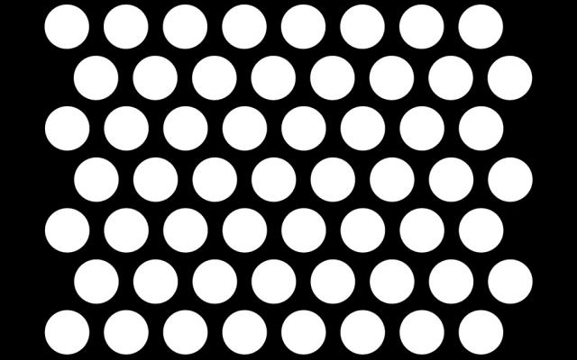 PerfArt Standard Round Pattern PM.RD.ST.095.51