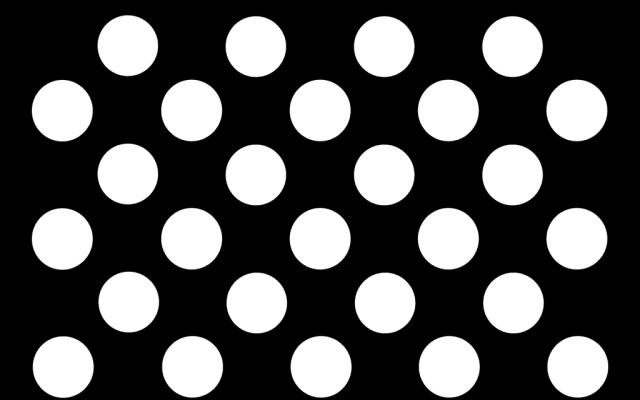 PerfArt Standard Round Pattern PM.RD.ST.120.36