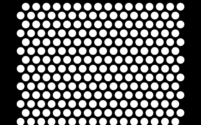 PerfArt Standard Round Pattern PM.RD.ST.048.51