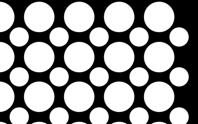 PerfArt Standard Round Pattern PM.R10.58
