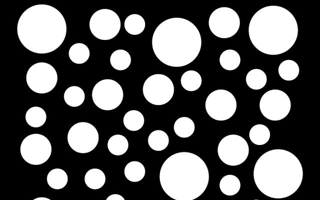 PerfArt Standard Round Pattern PM.R6.43