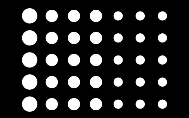 PerfArt Standard Round Pattern PM.R7.22