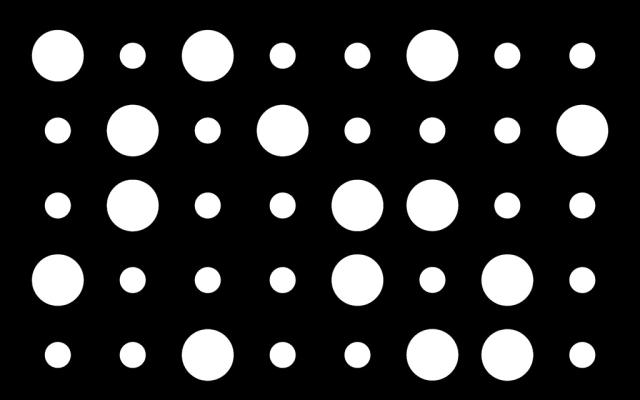 PerfArt Standard Round Pattern PM.R3.21