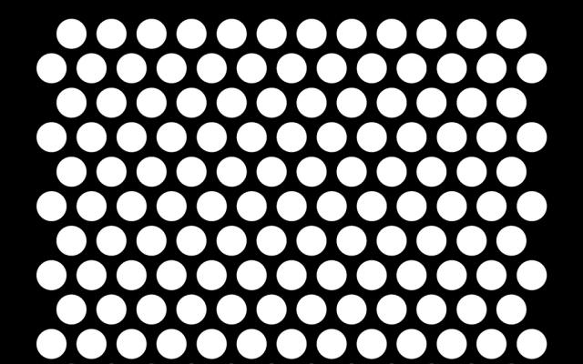 PerfArt Standard Round Pattern PM.RD.ST.064.51