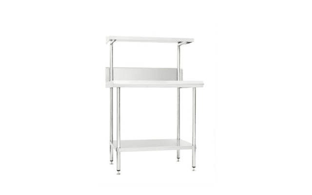 Simply Stainless Salamander Bench SS18
