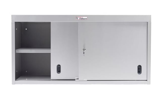 Simply Stainless Wall Cupboard SS29