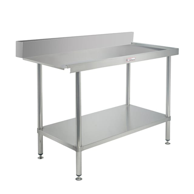 Simply Stainless Dishwasher Outlet Bench SS07