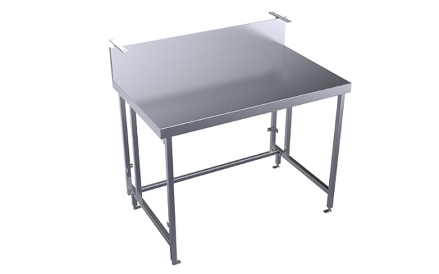 Simply Stainless Bar Module Bench