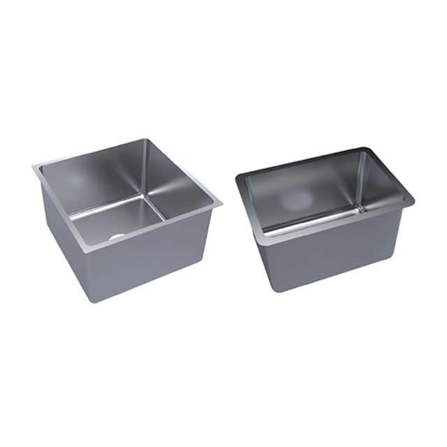 Simply Stainless Bar Modules Drop-In Basin/Sink