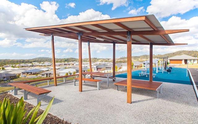 Stoddart Infrastructure Safari Shelter