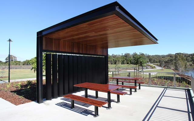 Stoddart Infrastructure Platform Shelter