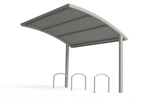 Stoddart Infrastructure Decco Bike Shelter