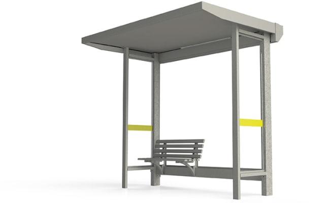 Stoddart Infrastructure Metro Mini Shelter