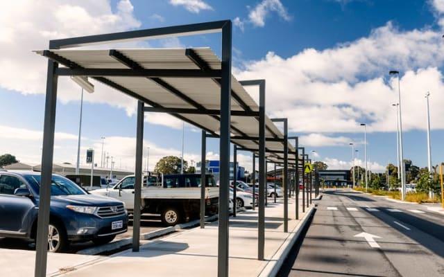 Stoddart Infrastructure Exhibition Walkway