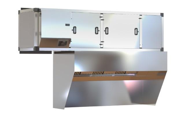 Pollufresh Exhaust Air Treatment Unit