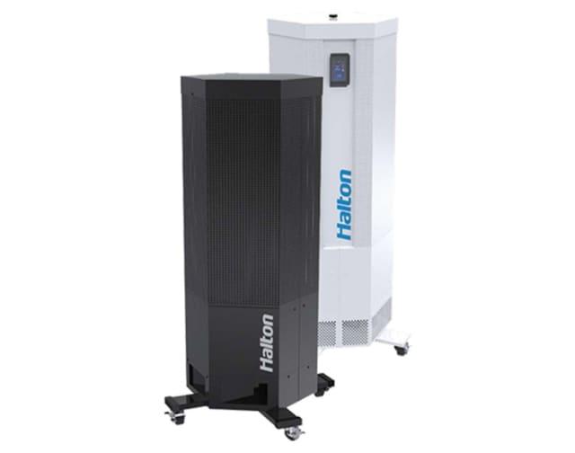 Halton Sentinel Mobile Filtration Unit