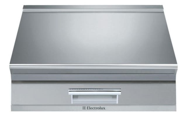 Electrolux 900 XP Series 800mm wide Stainless Steel Ambient Worktop with Drawer E9WTNHN00E