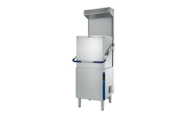 Electrolux Premium High Performance Hood Type Dishwasher with ESD and Zerolime EHT8IELG