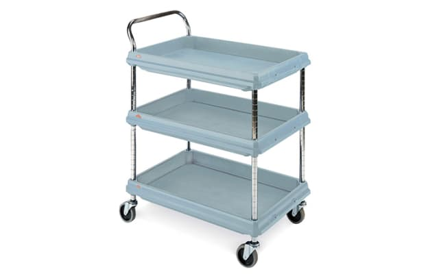 Metro Polymer Deep Ledge Utility Carts