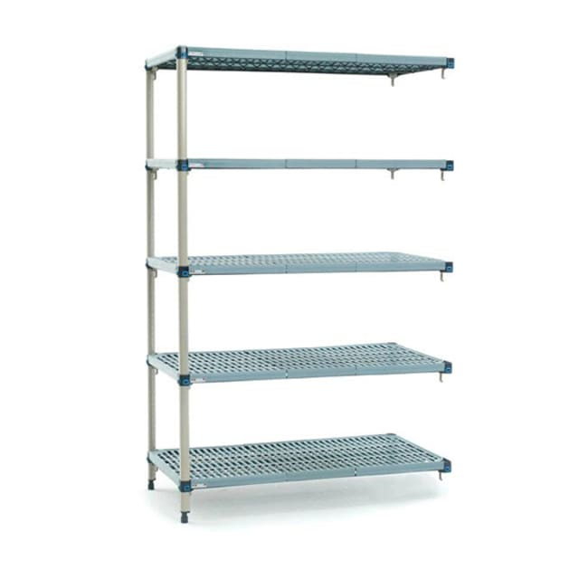 Metro Max Q 4 Tier ADD-ON Shelving