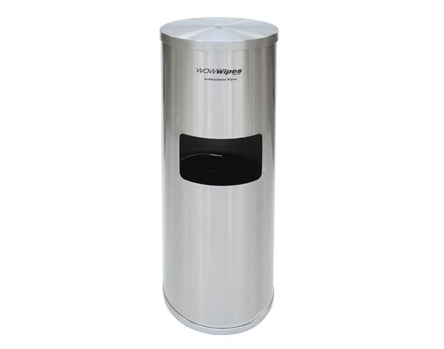 Freestanding WOW Wipe Dispensers