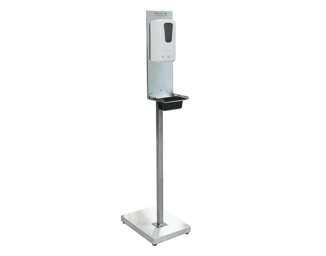 Automatic Hands Free Sanitiser Dispenser with Stand