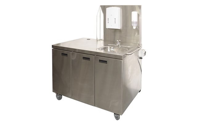 Stoddart Plumbing Wash Basin - Mobile Wash Station WB.MWS