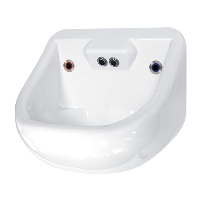 Stoddart Plumbing Safe Ensuite V2 Integrated Wash Basin WB.HD.080